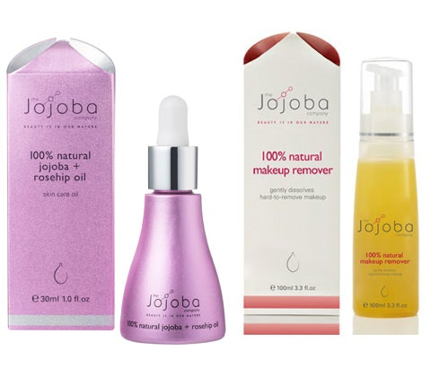 Win Jojoba + Rosehip Oil And Makeup Remover Form The Jojoba Company - Landscape Magazine