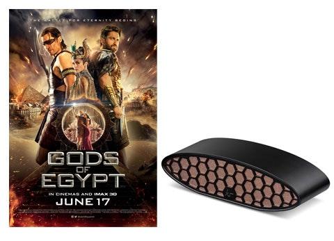GODS OF EGYPT sweepstakes
