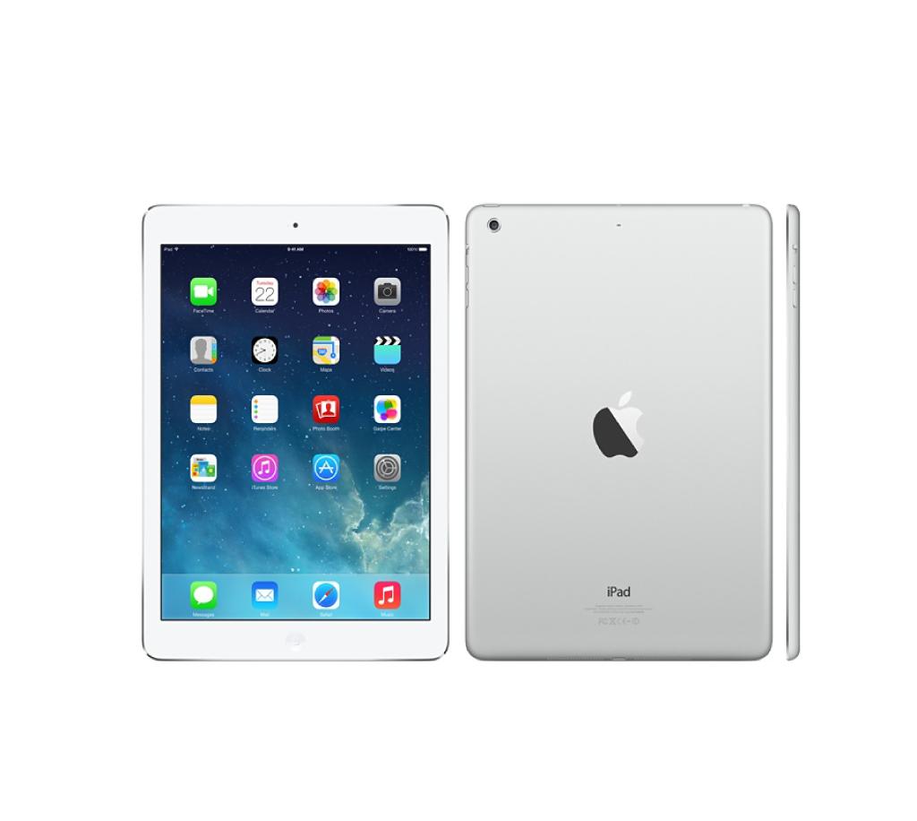 Silver iPad Air 16GB Wifi sweepstakes
