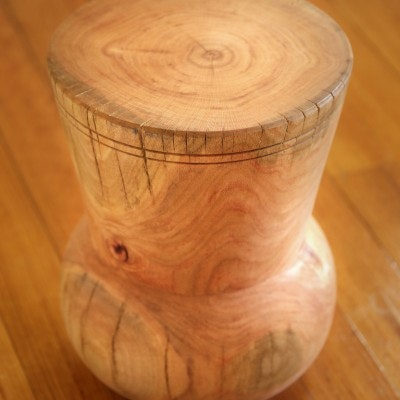 Treeincarnation Wooden Stool sweepstakes