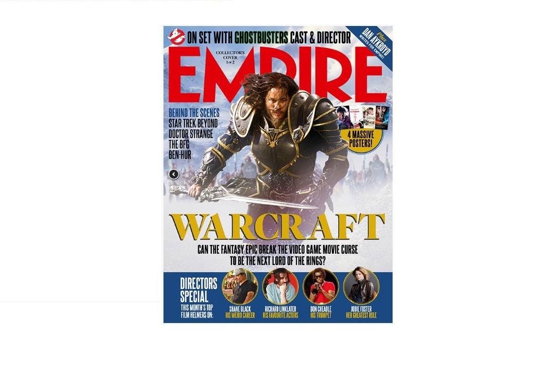 12 Month Subscription to Empire Magazine sweepstakes