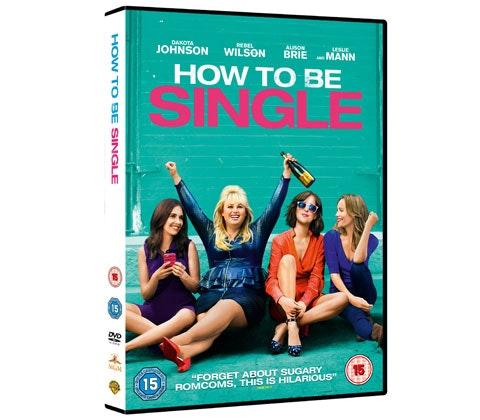 How To Be Single Blu-ray™ sweepstakes