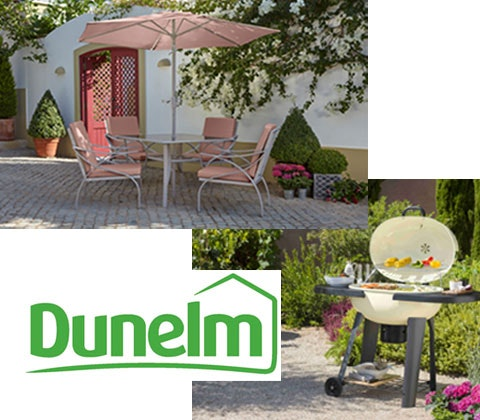 Kettle barbecue & dining set from Dunelm sweepstakes