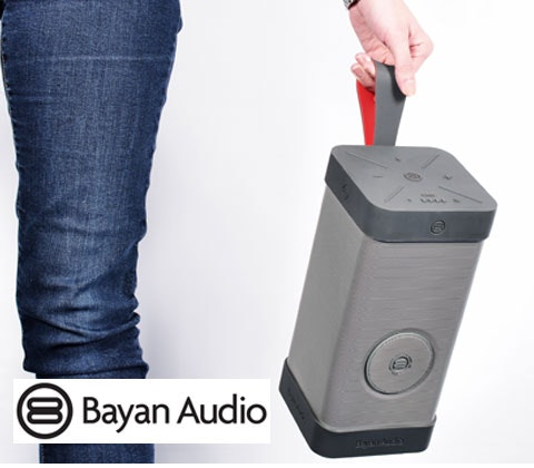 Bayan Audio SoundScene speakers sweepstakes