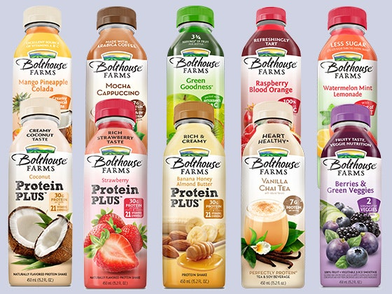 Bolthouse farms giveaway
