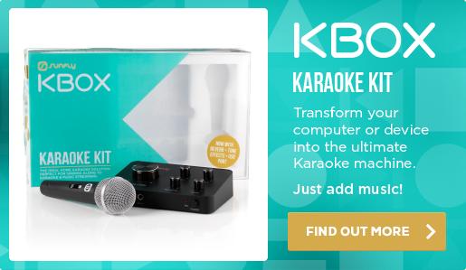 KBox Mixers sweepstakes
