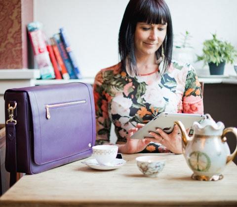 Jennifer Hamley workbag sweepstakes