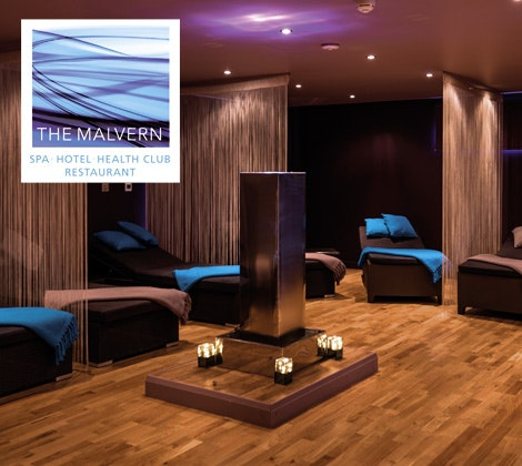 Malvern Spa overnight break for two sweepstakes