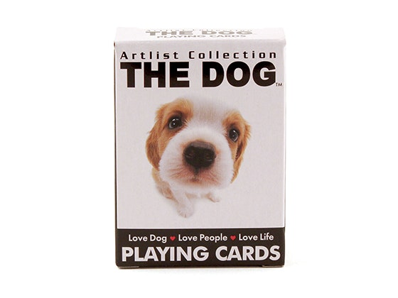 Bicycle Dog Playing Cards sweepstakes