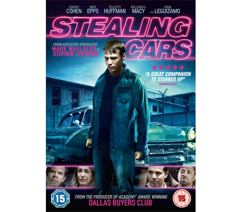 Stealing Cars DVD sweepstakes