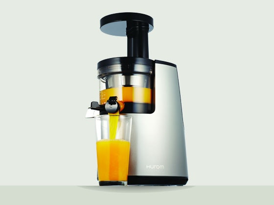 Hurom juicer womans world giveaway