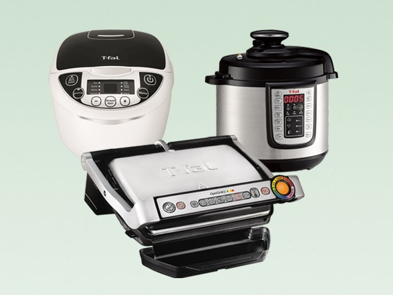 T fal cooking appliance prize giveaway