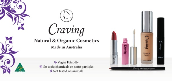 Craving Cosmetics $100 Voucher sweepstakes