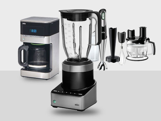 Braun Home Appliance Prize Package sweepstakes