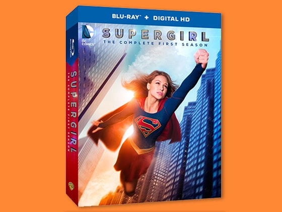 Supergirl s1 giveaway