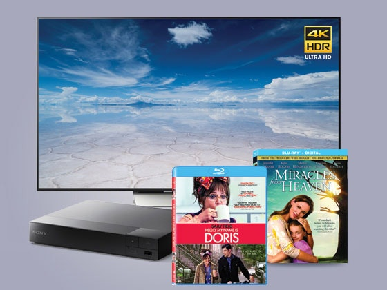 Hello, My Name is Doris and Miracles from Heaven TV Giveaway sweepstakes