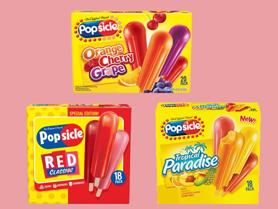 Popsicle intouch giveaway
