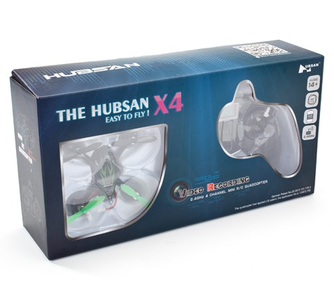 Hubsan H107C X4 4 Channel 2.4Ghz Quadcopter with Camera sweepstakes