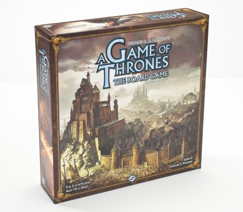 Game Of Thrones Board Game sweepstakes