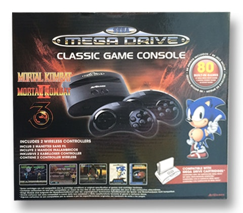 Sega Arcade Classic Wireless Game Console sweepstakes