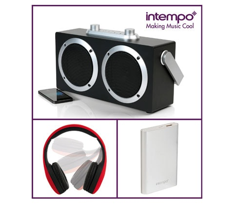 an Intempo Sound Bundle sweepstakes