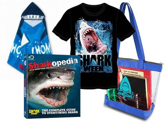 Shark Week Prize Package sweepstakes