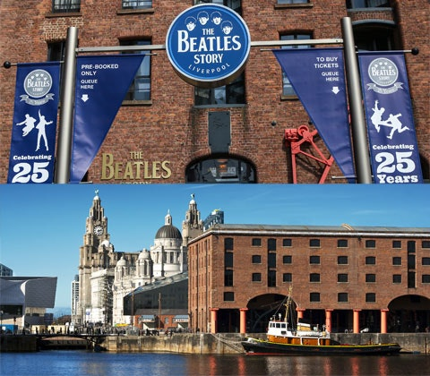 the beatles Story sweepstakes