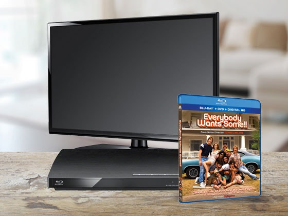Everybody Wants Some TV Bluray Giveaway sweepstakes