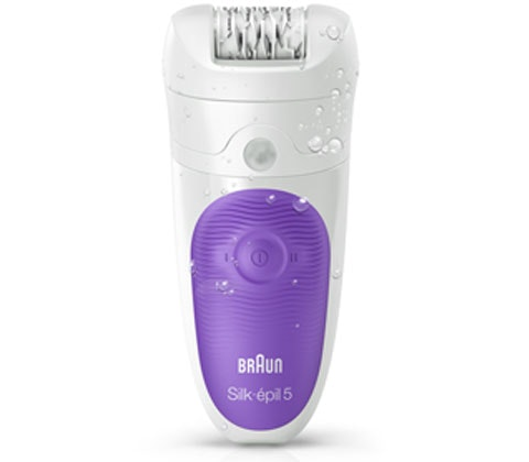 a Braun Silk-epil 5 Epilator sweepstakes