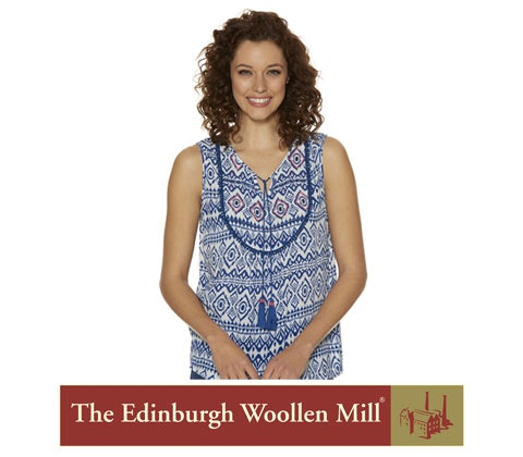 a £250 Summer wardrobe from The Edinburgh Woollen Mill sweepstakes