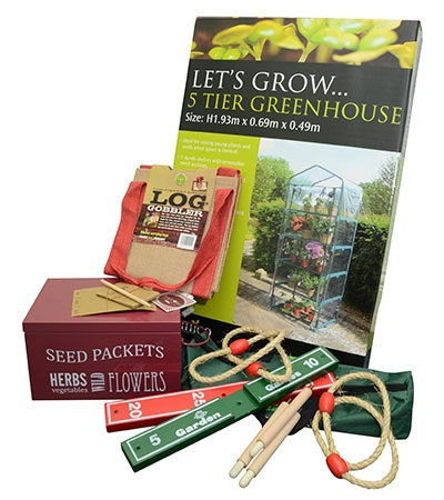 Great Little Garden hamper sweepstakes