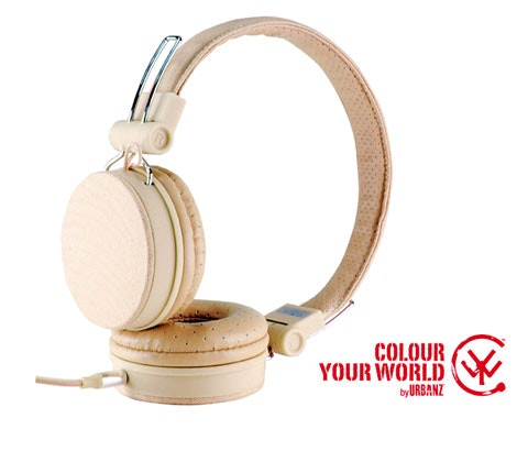 a pair of Fabriq headphones from Urbanz sweepstakes