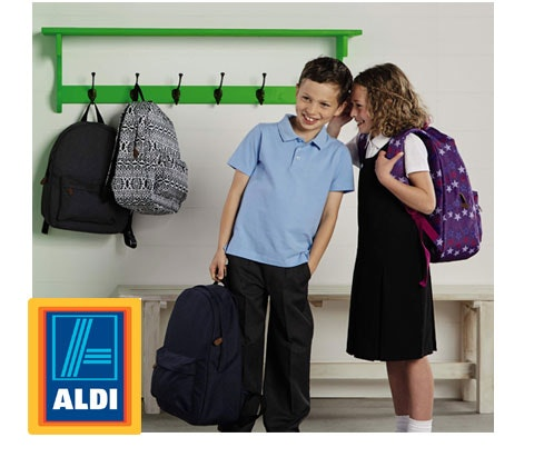£100 Aldi vouchers sweepstakes