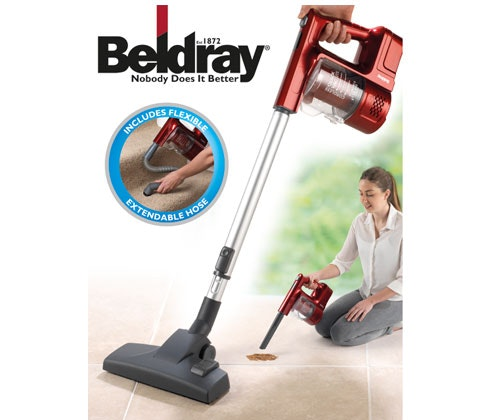 a Beldray Quick Vac Lite sweepstakes