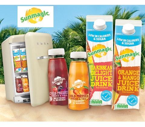 Smeg fridge sunmagic competition