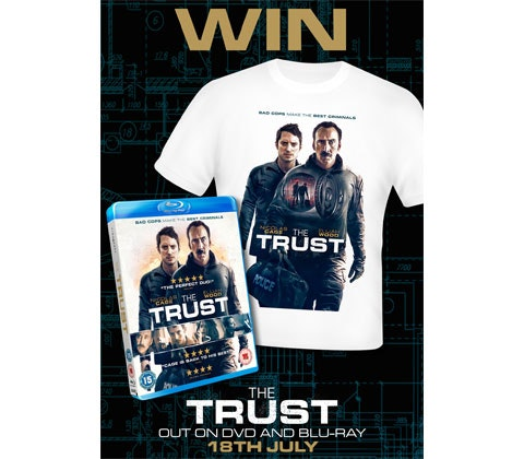 Win the Trust Blu-ray sweepstakes