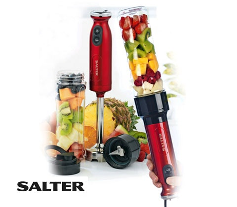Salter NutriTwist Stick Blender sweepstakes
