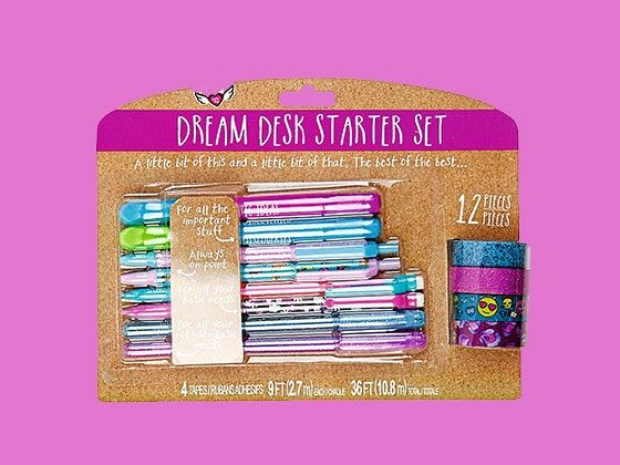 Fashion Angels desk starter set- J-14 Decorate sweepstakes