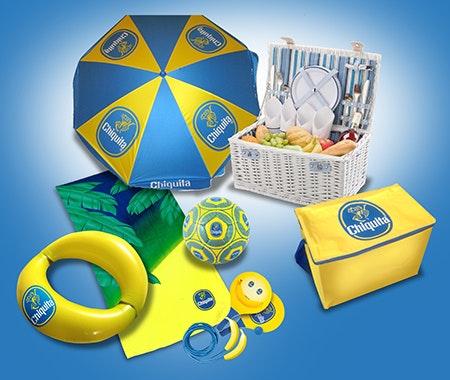 Chiquita Outdoor-Set gewinnen Gewinnspiel