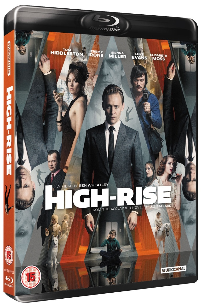 HIGH-RISE Blu-Ray sweepstakes