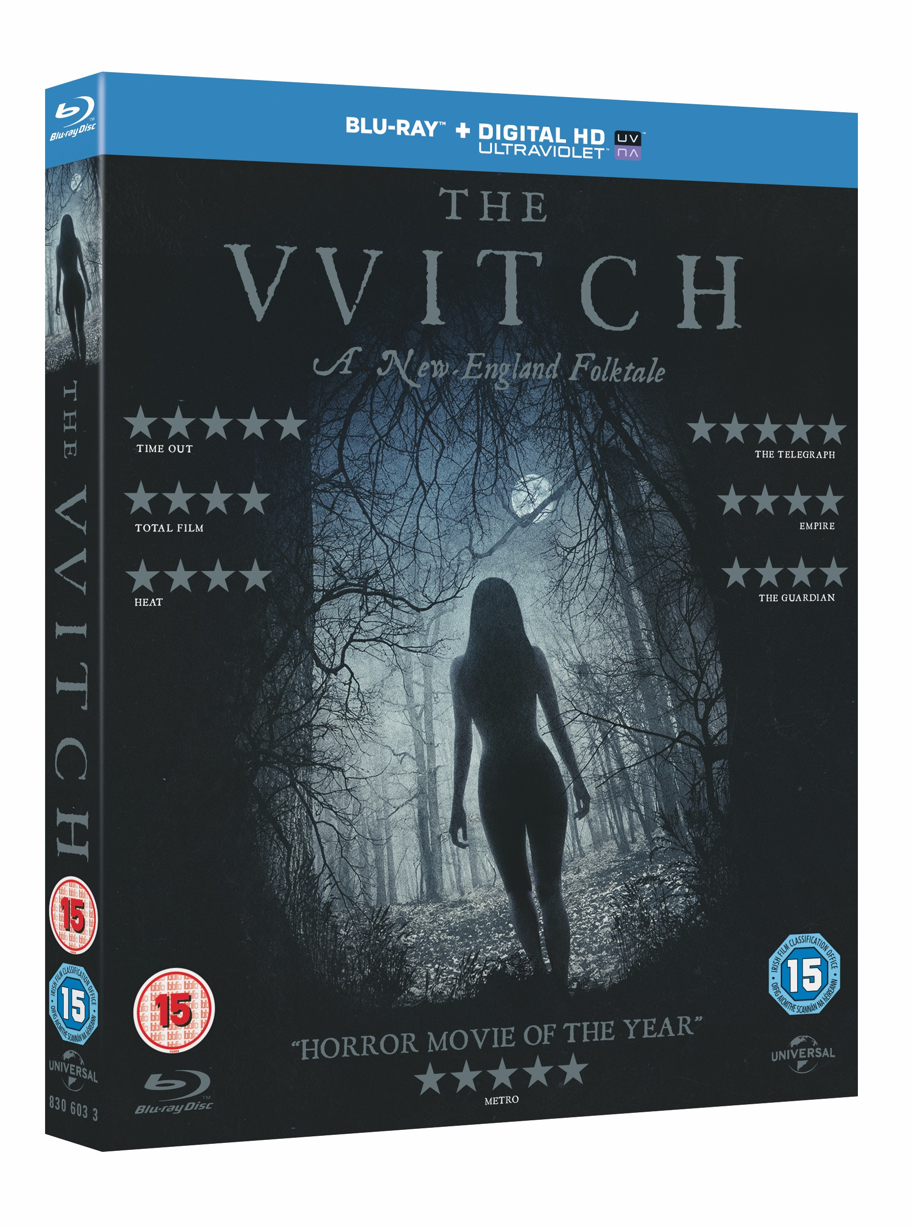 Win a copy of The Witch on Blu-ray™! sweepstakes