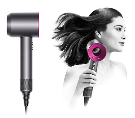 Win a dyson supersonic hair dryer yours for Dyson hair dryer motor