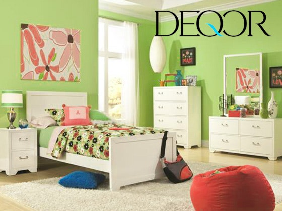 DEQOR Gift Card - J-14 Decorate sweepstakes