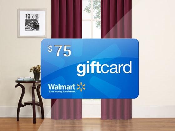 Walmart Gift Card & Eclipse  sweepstakes