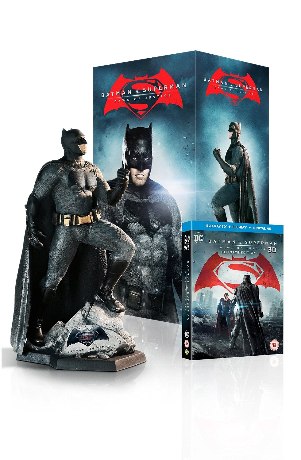 BATMAN V SUPERMAN: DAWN OF JUSTICE prize bundle sweepstakes