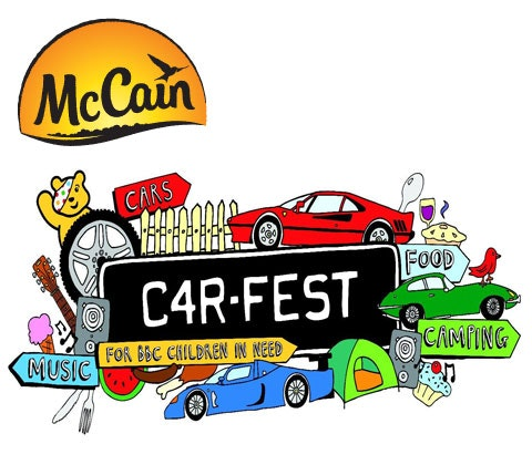 CarFest South sweepstakes