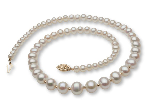 Freshwater Pearl Necklace Pearl Outlet  sweepstakes