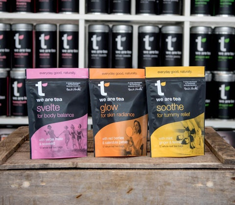 We Are Tea sweepstakes