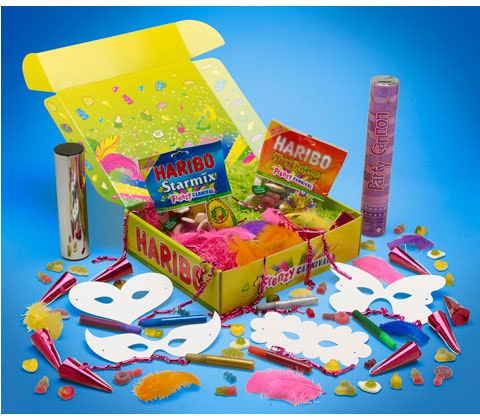 a Mini Carnival kit with HARIBO sweepstakes