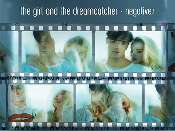The Girl and the Dream Catcher Signed EP sweepstakes